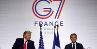 ماکرون: برای دیدار ترامپ و روحانی تلاش میکنیم/ترامپ: ایران موشک بالستیک نداشته باشد