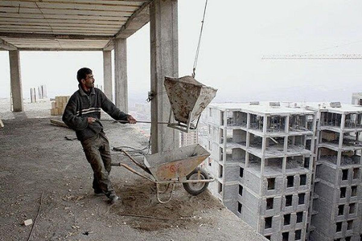 بهبود ۵.۹۵درصدی فعالیت ساختمانی در بهمن نسبت به ماه قبل
