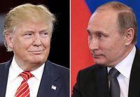 گفت وگوی تلفنی پوتین و ترامپ درباره چه بود؟