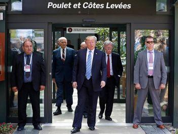 ترامپ در گروه 7