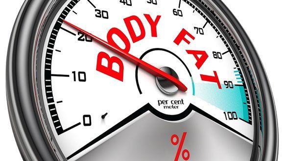 محاسبه درصد چربی مناسب بدن!