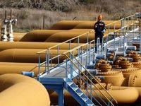 افزایش صادرات گاز طبیعی جمهوری آذربایجان در نیمه نخست سال جاری