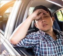 کسانی که در وسایل نقلیه حالت تهوع میگیرند، بخوانند