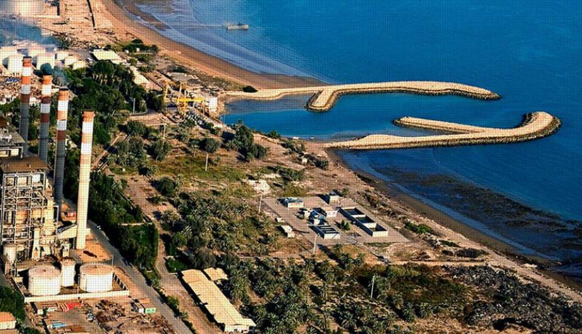حل مشکل پساب شهری بندرعباس و هدایت آب تصفیه شده به منطقه ویژه خلیج فارس