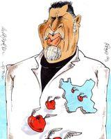شیرینکاری تلویزیون علیه علی دایی!