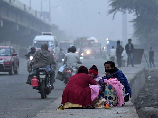 ۲۱شهر آلوده جهان در هند