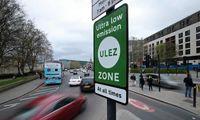 پیامد کرونا در انگلیس؛ تعلیق طرح مکانیره آلودگی هوا در لندن