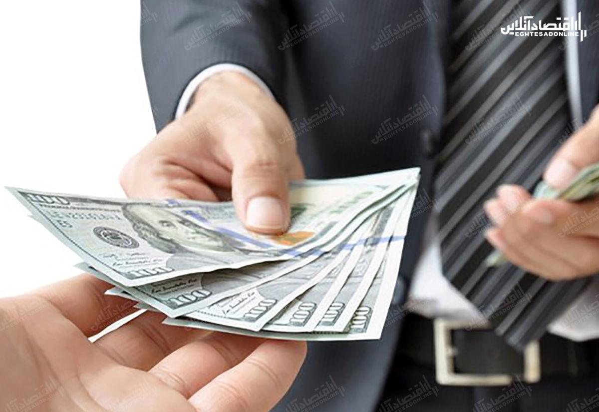 گزارش نهایی بازار ارز/ دلار به ۲۵۴۵۰تومان رسید