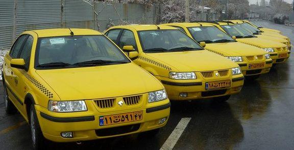 پرداخت الکترونیک کرایه تاکسی عامل کاهش تنش