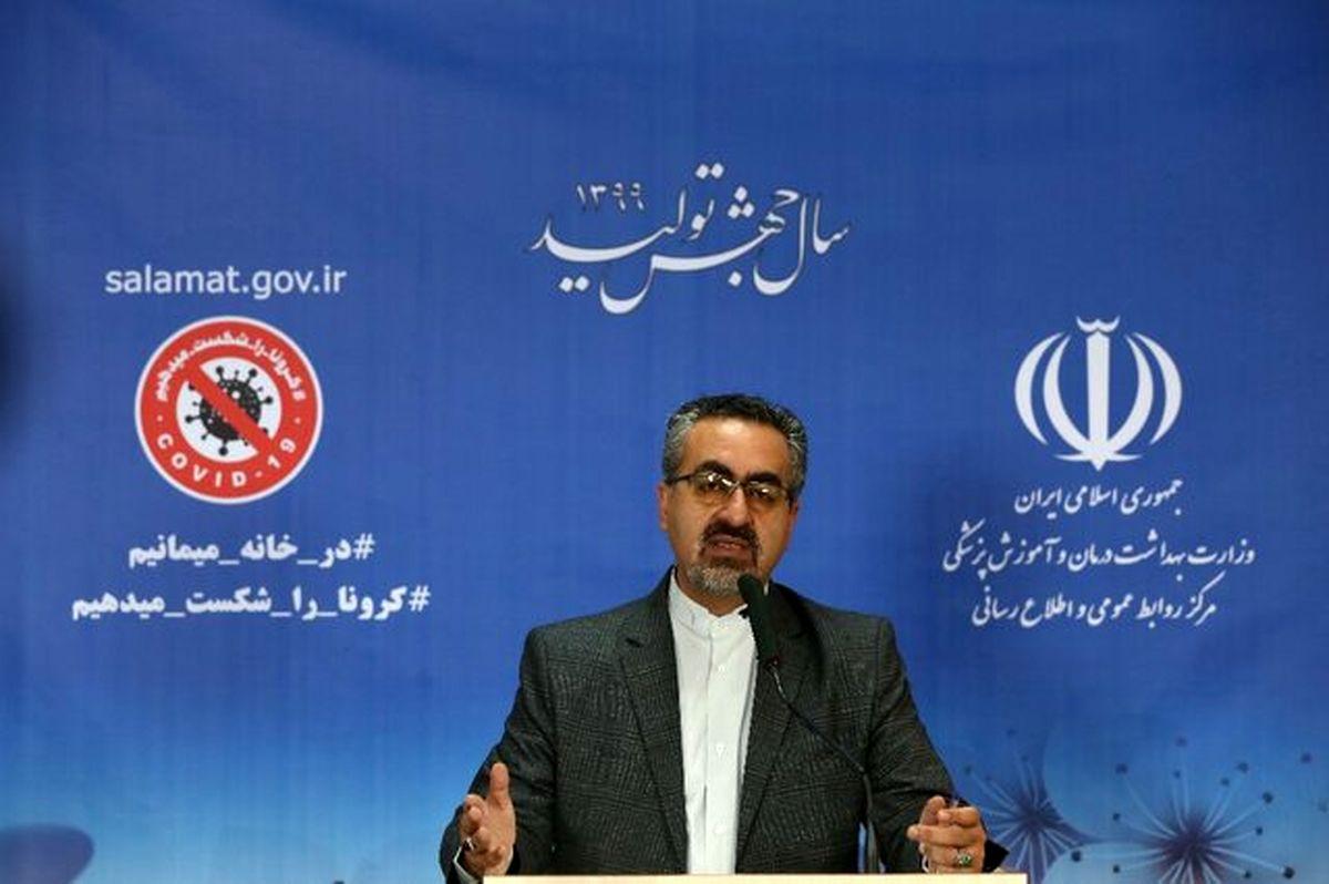 ۳۴نفر دیگر از مبتلایان کرونا در ایران جان باختند