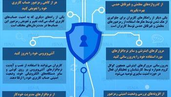 چگونه امنیت حسابهای کاربری خود را ارتقا دهیم؟