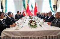 پکن بدون توجه به شرایط به توسعه روابط خود با ایران ادامه میدهد