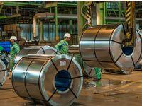 میزان تولید ۹۵درصد ورق گرم کشور در فولاد مبارکه افزایش یافت