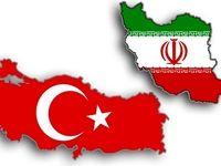 تجارت ریلی ایران و ترکیه به ۶۳۰۰واگن کالا رسید