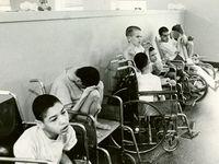 سوء استفاده از معلولان  ذهنی در در دهه 1950
