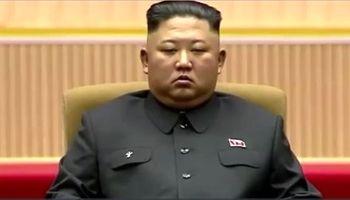 چرت زدن رهبر کره شمالی جنجالآفرین شد! +عکس