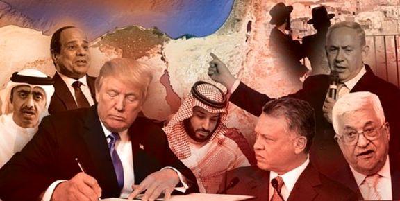 خیانت بن سلمان در قبول معامله قرن