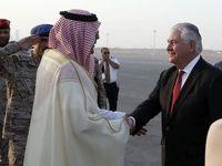 هدف تیلرسون از سفر به عربستان چیست؟