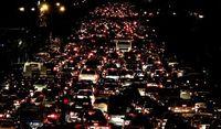 جریمه برای تردد خودروها بعد از ساعت ۲۰