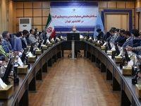 وضعیت سنی بیماران کرونا در تهران