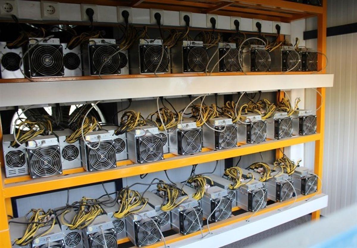 قبض برق باورنکردنی ماینرچینی در رفسنجان +عکس