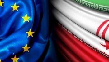 2میلیارد و ۶۰۰ میلیون یورو؛ حجم تجارت ایران و اتحادیه اروپا