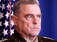 رئیس ستاد مشترک ارتش آمریکا از تلاش برای مقابله با انتقام ایران گفت