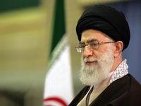 رهبرانقلاب: تمدید تحریمهای ١٠ ساله ایران نقض برجام است +فیلم