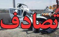 تصادف زنجیرهای ۳۰خودرو در محور قزوین – البرز