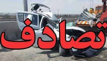 حادثه مرگبار برای کارگر شهرداری در بزرگراه آزادگان