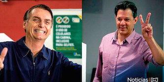 انتخابات ریاستجمهوری برزیل به دور دوم کشید