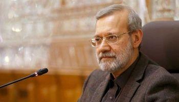 لاریجانی به روحانی درباره افزایش حقوق نامه نوشت