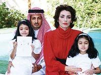 خاطرات زندگی عروس ایرانی بنلادن +تصاویر