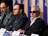 دعوای مهران مدیری با خبرنگاران +فیلم