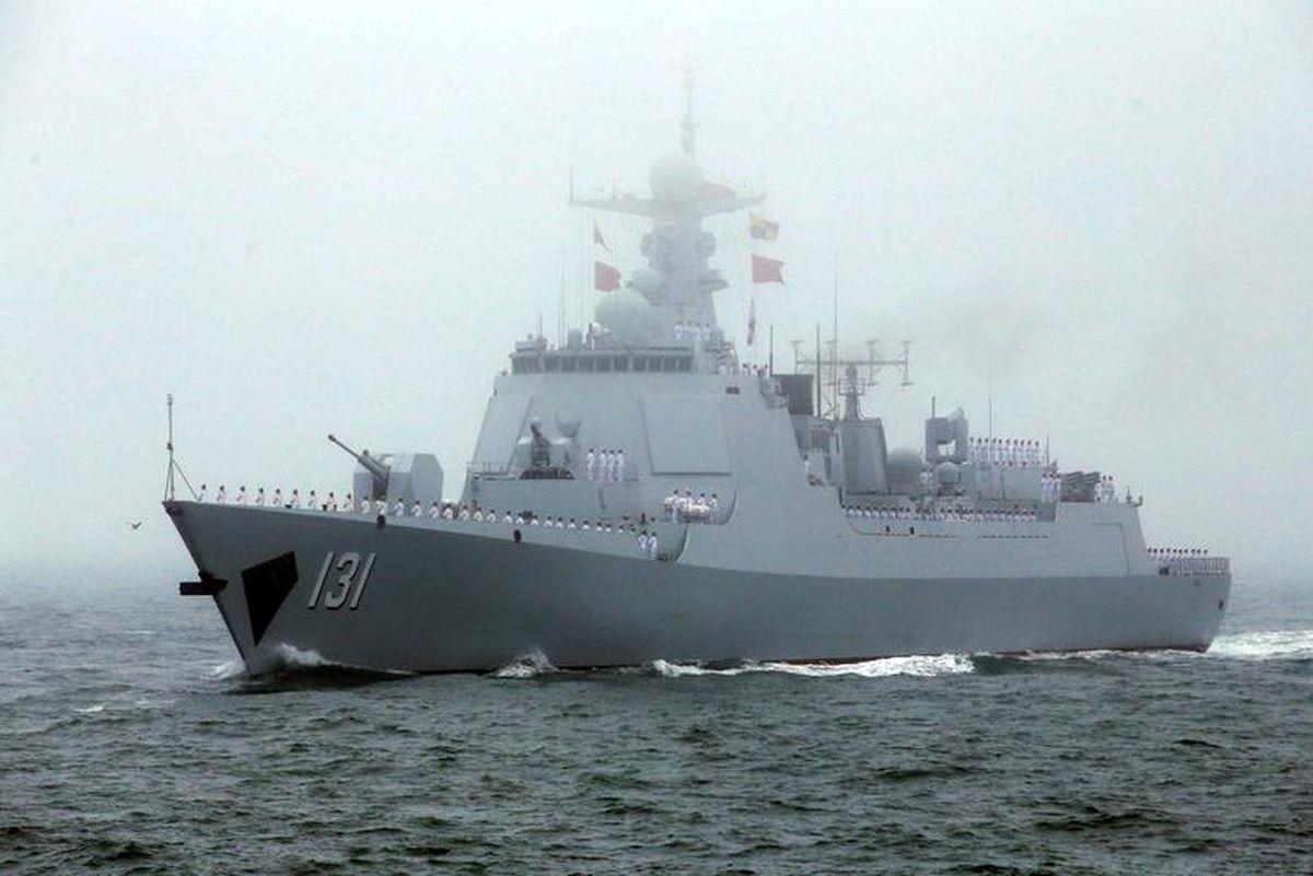 شرکت عربستان در مانور دریایی تحت رهبری آمریکا
