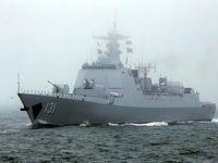مانور نظامی آمریکا در آبهای خلیج فارس