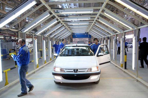 25 درصد؛ افزایش درآمد ایران خودرو