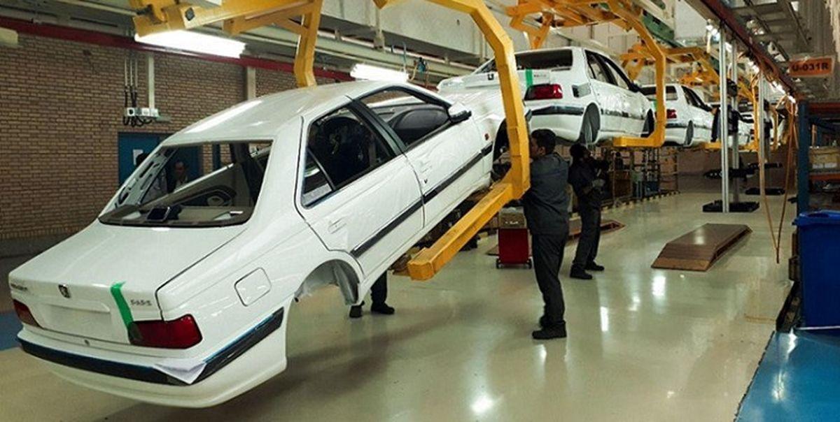 ۵۰ درصد؛ پیش بینی افزایش تولید خودرو