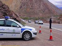 ترافیک نیمهسنگین در آزادراه کرج-قزوین