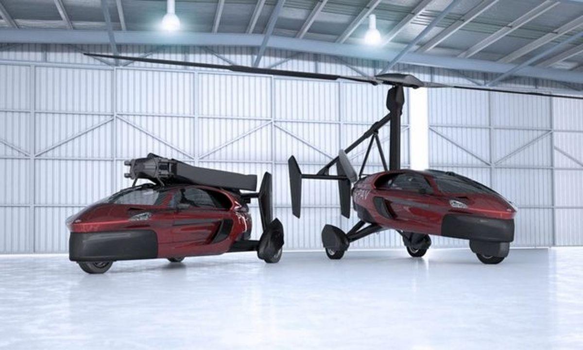 محدودیتهای پرواز خودروهای هوایی