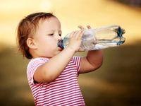 نیش گرما بر کودک