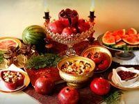 توصیههای طب سنتی ایرانی در رابطه با شب یلدا