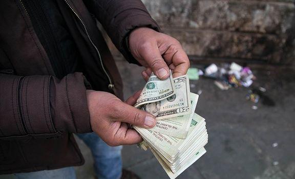7200 تومان؛ قیمت دلار در بازار غیررسمی