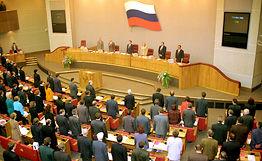 برگزاری انتخابات پارلمانی در روسیه