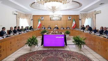 روحانی: دوران اثرگذاری فشار حداکثری به پایان رسیده است/ آمار ایجاد اشتغال طی یکسال اخیر افتخارآمیز است