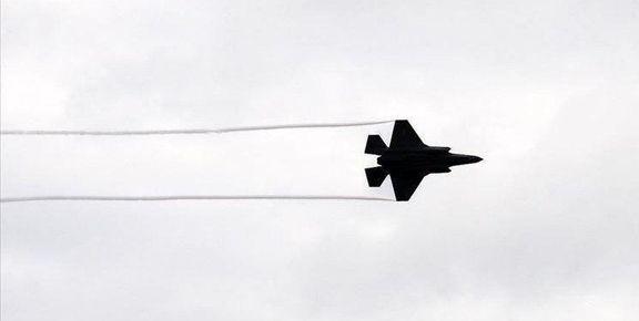 آمریکا دو جنگنده اف-۳۵ به ترکیه تحویل میدهد