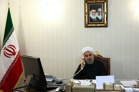 تماس تلفنی روحانی با نخست وزیر مالزی
