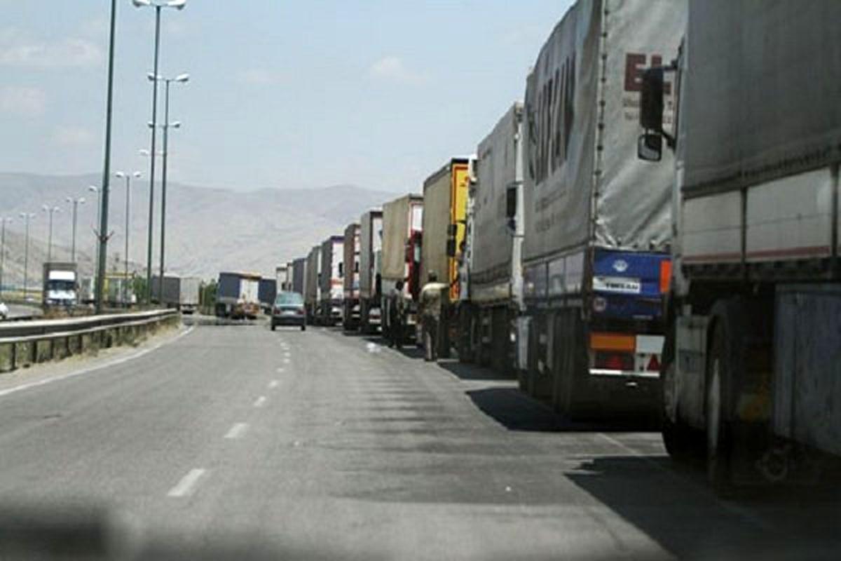 احتمال کاهش همکاری های ایران و ترکمنستان در حمل و نقل جاده ای