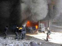 پیشروی ارتش سوریه در غوطه شرقی