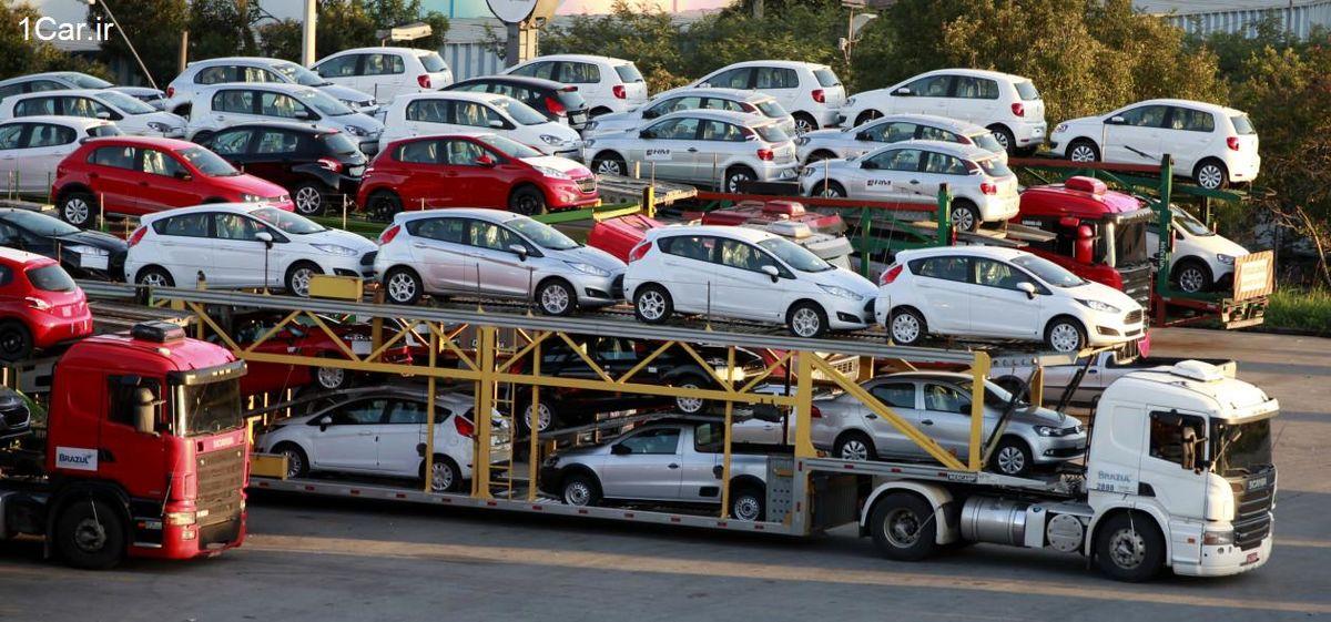 خودروهای وارداتی زیر چتر استاندارد داخلی